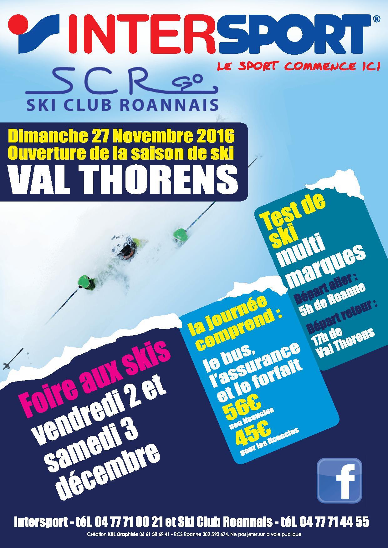flyers ski CLUB 2016