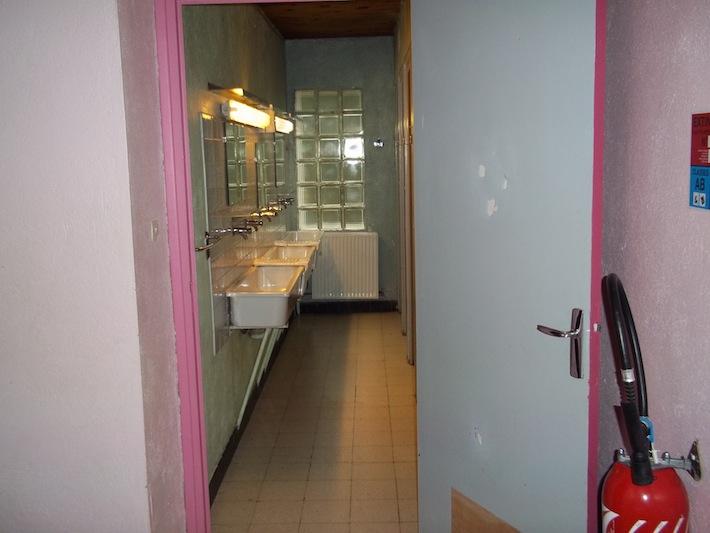 salle toilette
